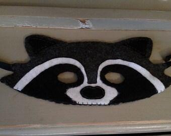 Woodland Raccoon Mask