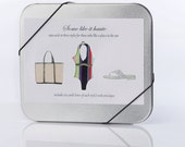Fashion Note Cards -- Some Like it Haute -- Cd tin