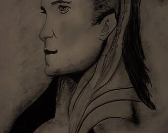 Cartoon Legolas