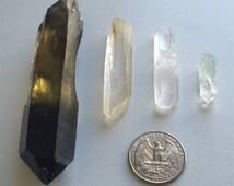 Key Quartz Crystal Parcel
