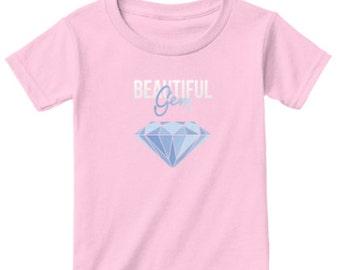 Beautiful Gem Toddler Shirt
