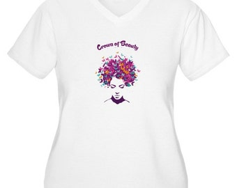Crown of Beauty Teeshirt