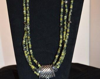 Metal Heart Necklace