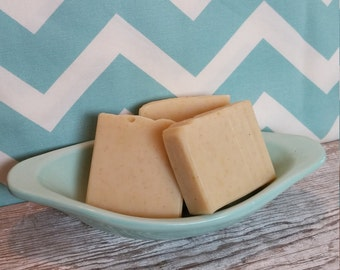 Honey Almond Oatmeal Soap