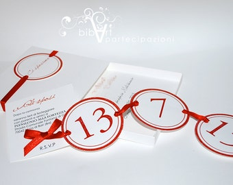 wedding box circle