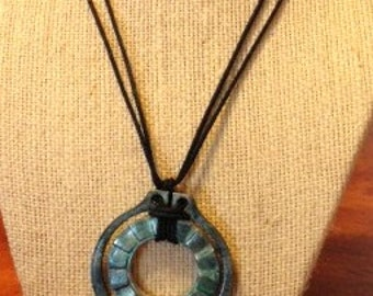 The Lost City of Atlantis Necklace