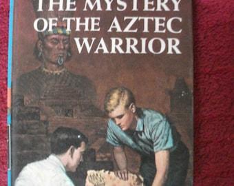 No 43 Hardy Boys : The Mystrery Of The Aztec Warrior