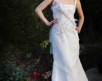 Original TESSA gown sample by COCOE VOCI