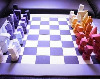 Grandmaster failed origami