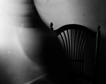 8x10 Black and White Print, Surreal Fine Art Photography, Sway