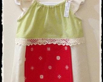 Gorgeous Christmas dress - Size 3