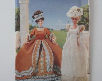 "Vogue Craft 9867 - 11 1/2"" (29cm) Fashion Doll Historical Clothes"