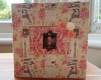 Parisian card