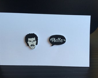 Lionel Ritchie Earrings
