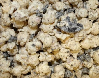 Cookies & Cream Gourmet Chocolate Popcorn