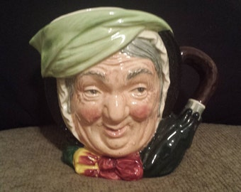 Royal Doulton (Sairey Gamp) vintage mug
