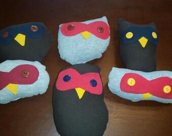 Harry Potter Plush Owls