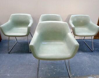 4 x Sebel Chairs