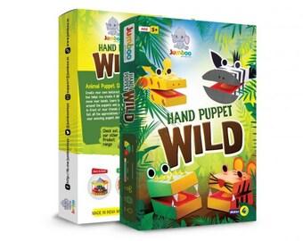 Hand Puppet Wild