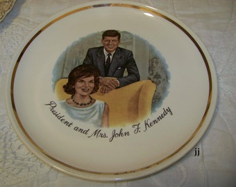 Presidents plate
