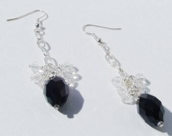 Swarovski Element Crystal Earrings