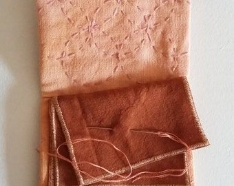 Sewing needle cases