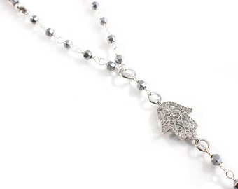 Alyson Necklace (SIlver)