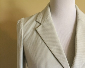 Juice Couture blazer casual vintage/ fall blazer vintage/ Juice Couture fall blazer/ blazer by Dorila Clothes