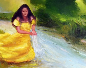 Oshun spell for Love, Money, and Success