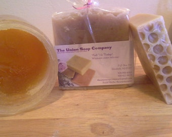 Coconut Milk and Honey Handmade Soap