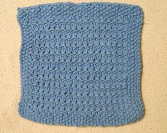 Hand Knit Dish/Wash Cloths....set of 2
