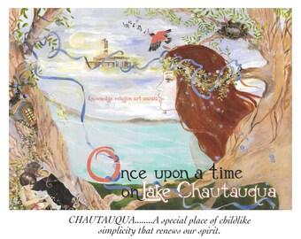 Chautauqua Institution Poster