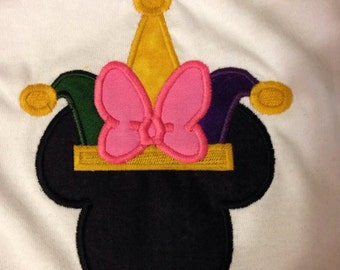 Mardi Gras Minnie Mouse