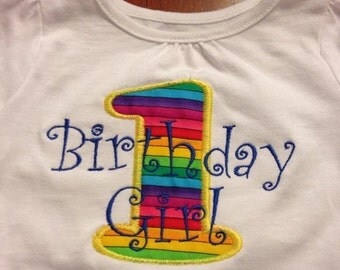 Number Birthday Shirt
