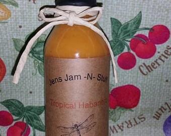 Tropical Habanero ( Hot Sauce)