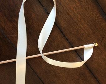 Wedding Ribbon Wand