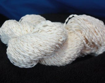 Pearly - Cotton Nylon Blend Undyed Yarn