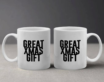 Great Xmas Christmas Gift Funny Quote Mug M657