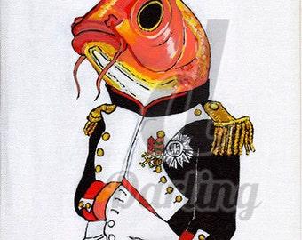 Gold Fish Napoleon