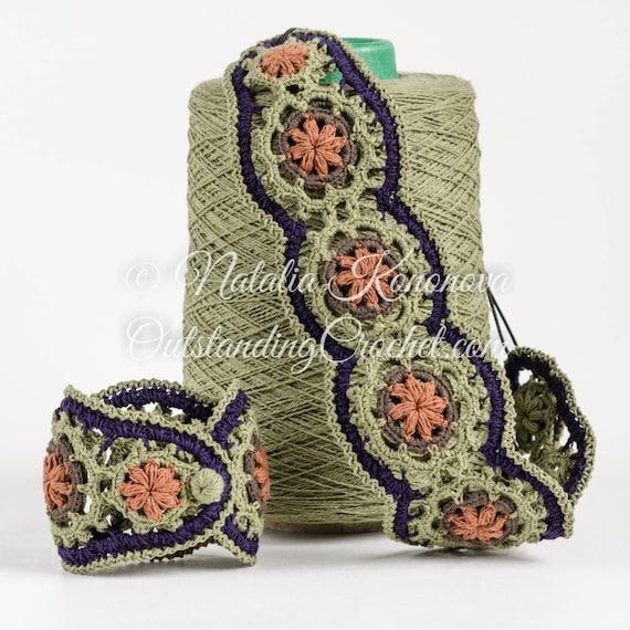 Outstanding Crochet New Crochet Jewelry Pattern In The Shop