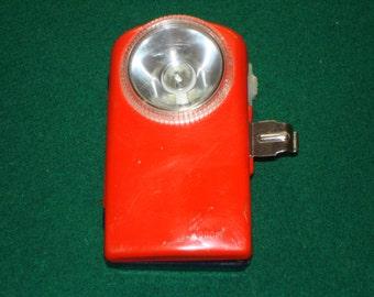 Vintage Wonder Flashlight 70's