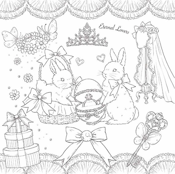 Colors Make You Happy Colouring Book Vol1 By Miki Takei