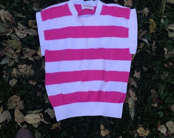 Nautical Stripey Vintage T-shirt