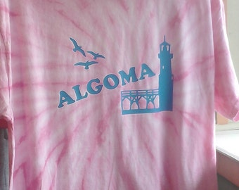 T-Shirt: Algoma Lighthouse