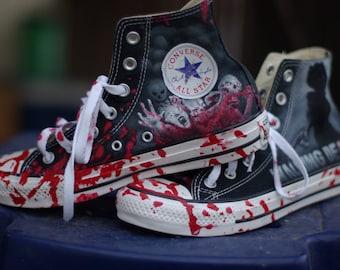 Walking Dead Converse Allstars
