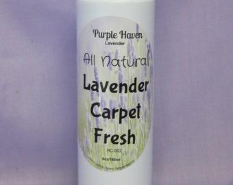 Lavender Carpet Fresh
