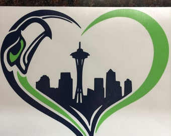 Seahawks Decal