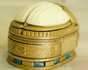 Scarab Beetle Jewerly Box