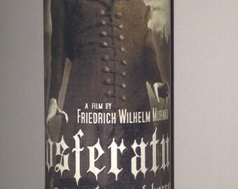 Nosferatu Horror Themed Candle