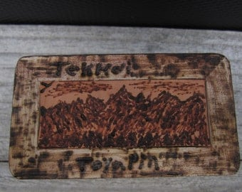 Rocky Mountain Keepsake Box